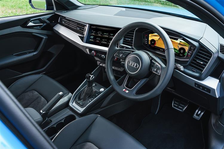 Audi A1 35 TFSI Sport 5dr