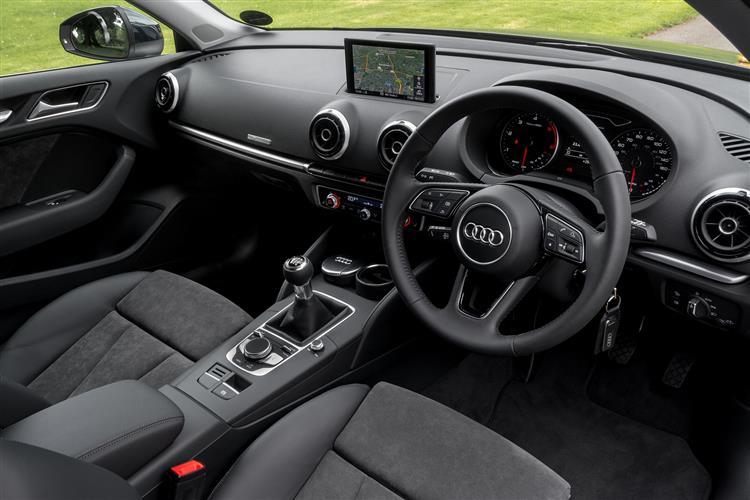 Audi A3 30 TDI 116 S Line 5dr
