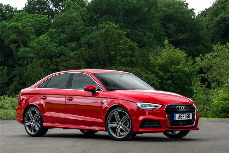 Audi A3 35 TDI Edition 1 4dr S Tronic [Comfort+Sound]