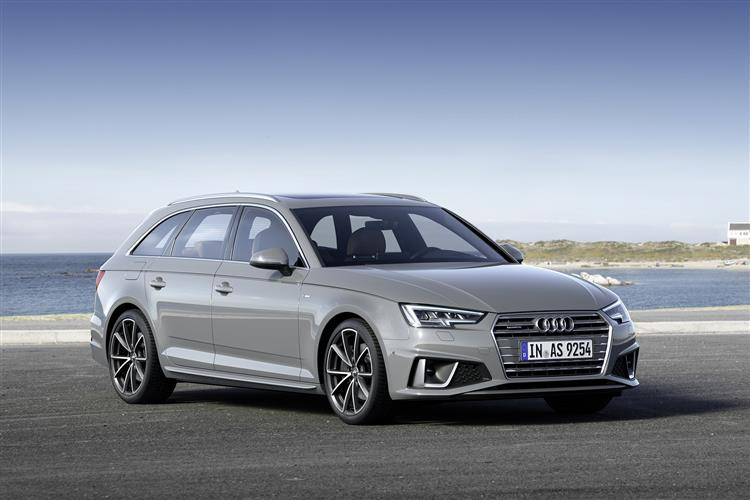 Audi A4 35 TFSI Black Edition 5dr [Tech Pack]