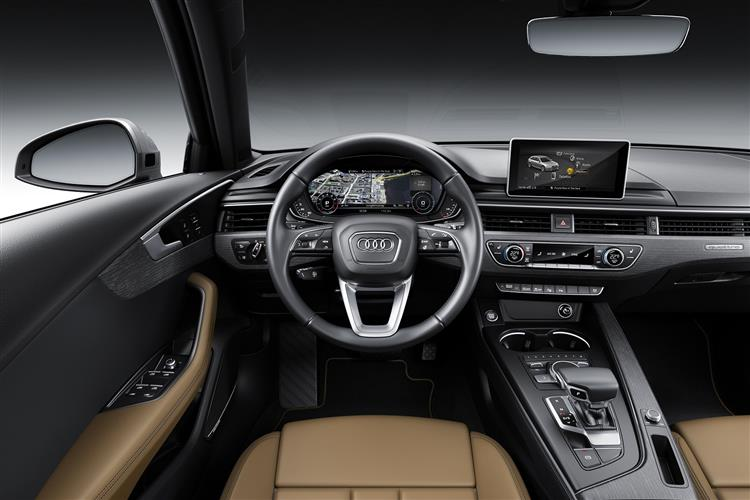 Audi A4 40 TDI Black Edition 5dr S Tronic [Tech Pack]