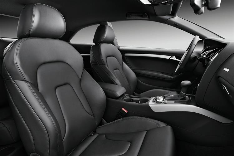 New Audi A5 Coupe (2007 - 2011) review