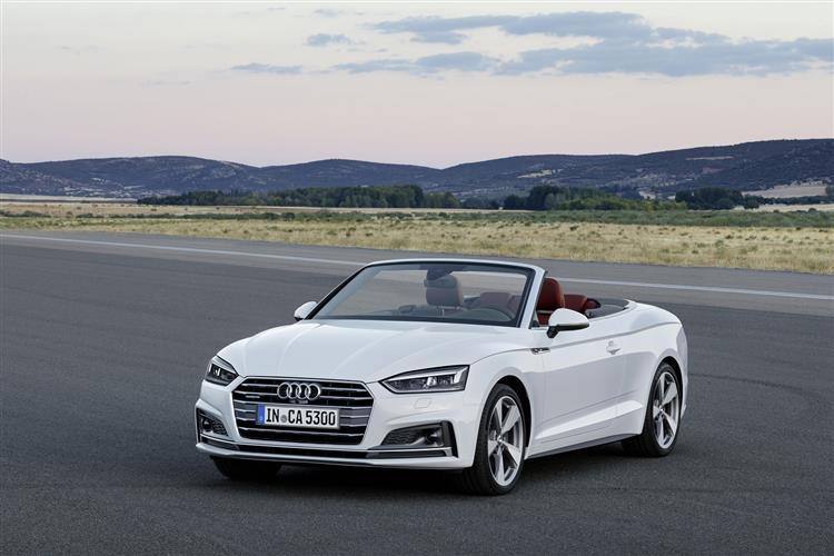 New Audi A5 Cabriolet review