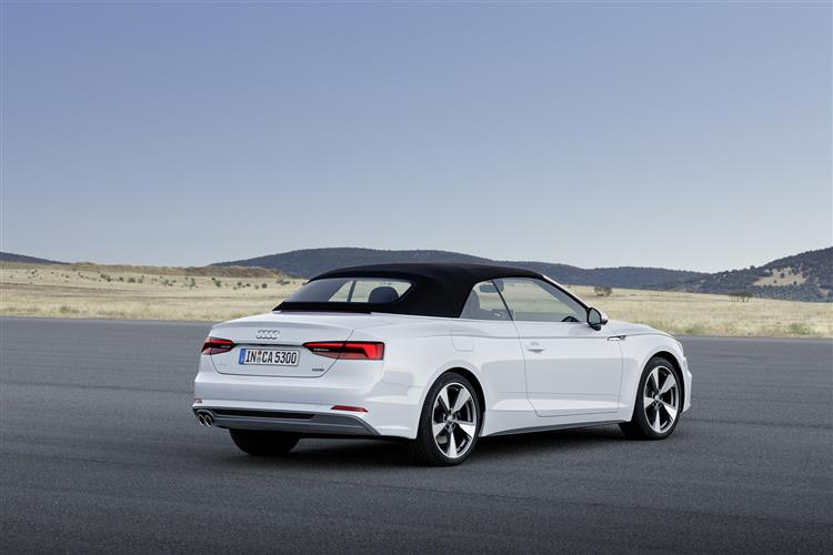 Audi A5 2.0 TDI S Line 2dr S Tronic [Tech Pack]