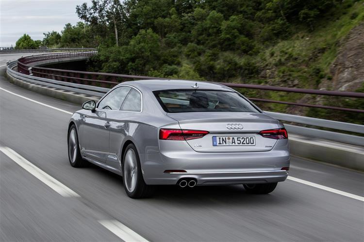 Audi A5 2.0 TFSI Sport 2dr S Tronic [Tech Pack]