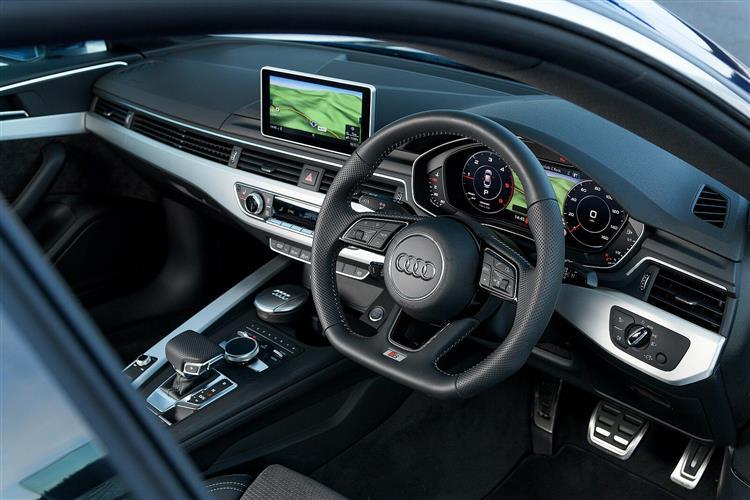 Audi A5 35 TDI Sport 5dr S Tronic