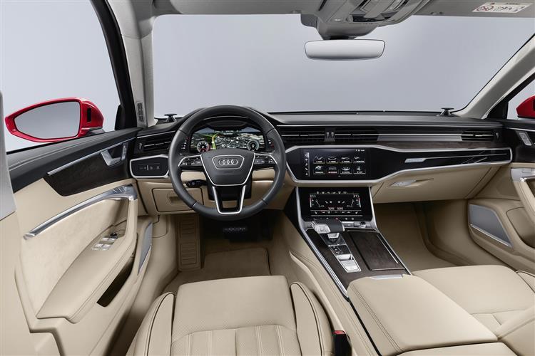 Audi A6 50 TDI Quattro Black Edition 4dr Tip Auto