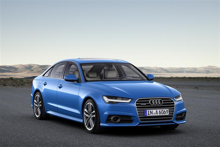 Audi Saloon