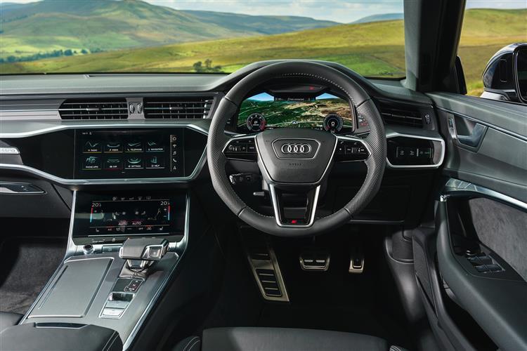 Audi A6 40 TDI S Line 5dr S Tronic