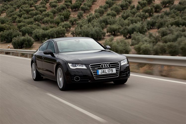 New Audi A7 Sportback (2011 - 2014) review