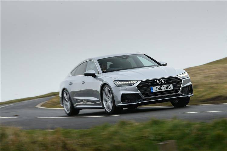 audi a7 50 tdi quattro vorsprung 5dr tip auto leasing. Black Bedroom Furniture Sets. Home Design Ideas
