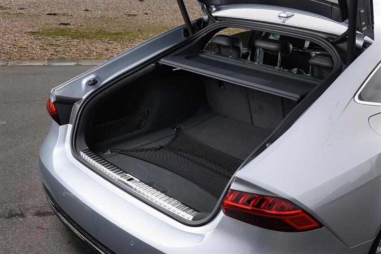 Audi A7 45 TFSI Quattro S Line 5dr S Tronic