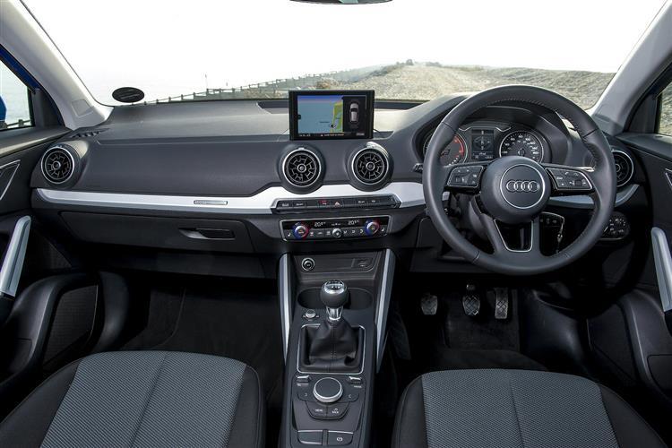 Audi Q2 30 TDI SE 5dr