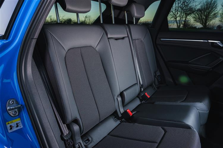 Audi Q3 40 TFSI Quattro S Line 5dr S Tronic [C+S Pack]