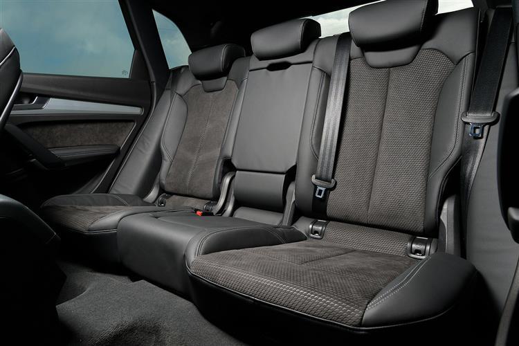 Audi Q5 40 TDI Quattro Black Edn 5dr S Tronic [Tech Pack]