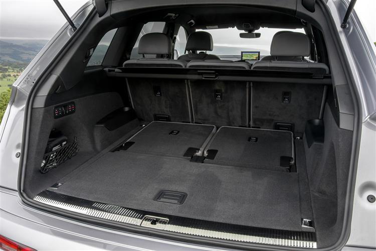 Audi Q7 50 TDI Quattro Vorsprung 5dr Tiptronic
