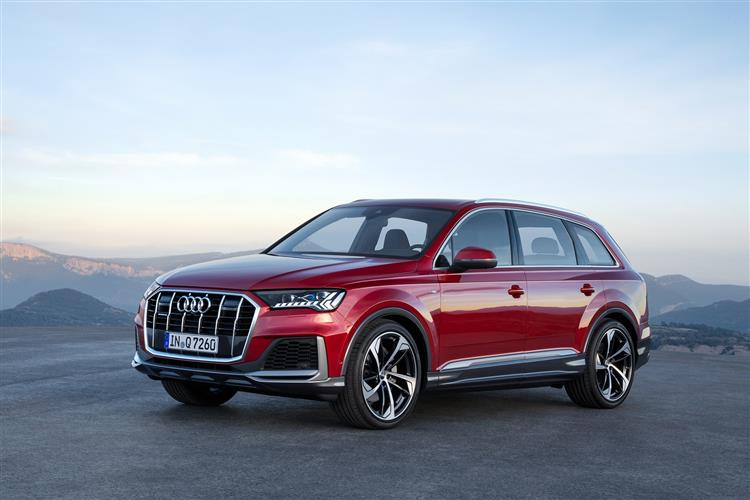 New Audi Q7 review | Exchange and Mart