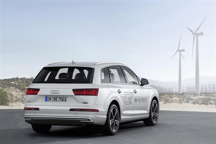 Audi Q Finance And Leasing Deals LeasePlan - Audi q7 contract hire