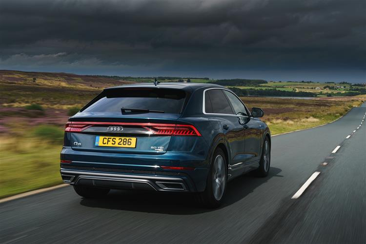 מקורי New Audi Q8 review | Exchange and Mart ZE-34