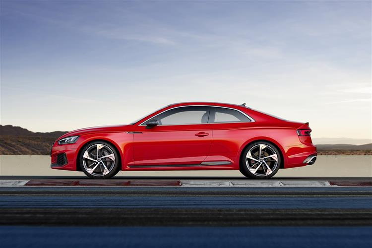 New Audi RS 5 Coupe review