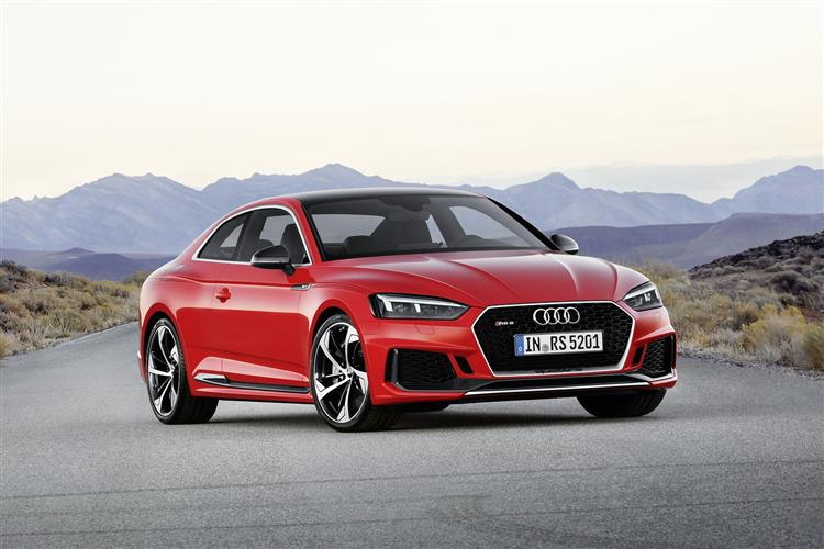 Audi RS5 RS 5 TFSI Quattro 2dr Tiptronic