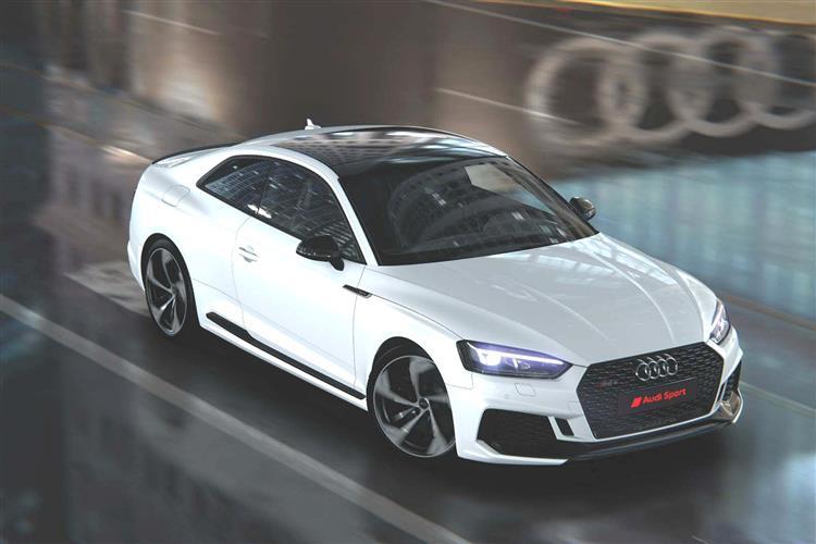 Audi RS5 RS 5 TFSI Quattro 5dr Tiptronic