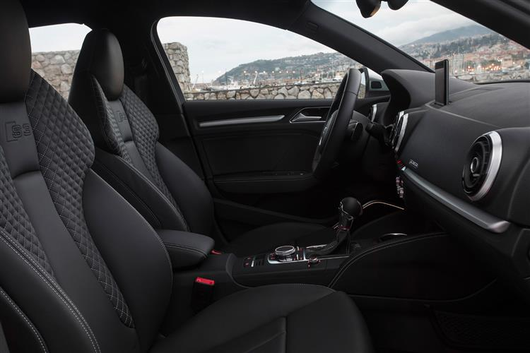 Audi RS3 RS 3 TFSI 400 Quattro Audi Sport Ed 4dr S Tronic