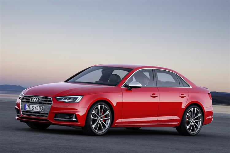 New Audi S4 review