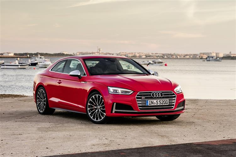 Audi RS5 Coupe 2 9 TFSI Quattro 2dr Tiptronic Leasing
