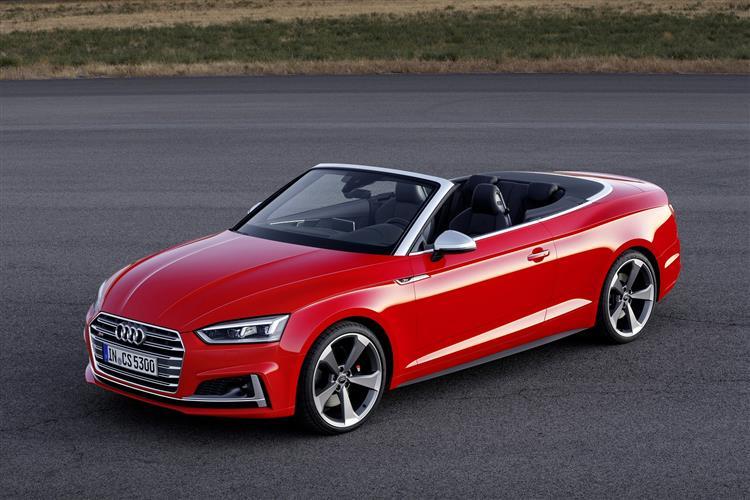 Audi A5 S5 Quattro 2dr Tiptronic