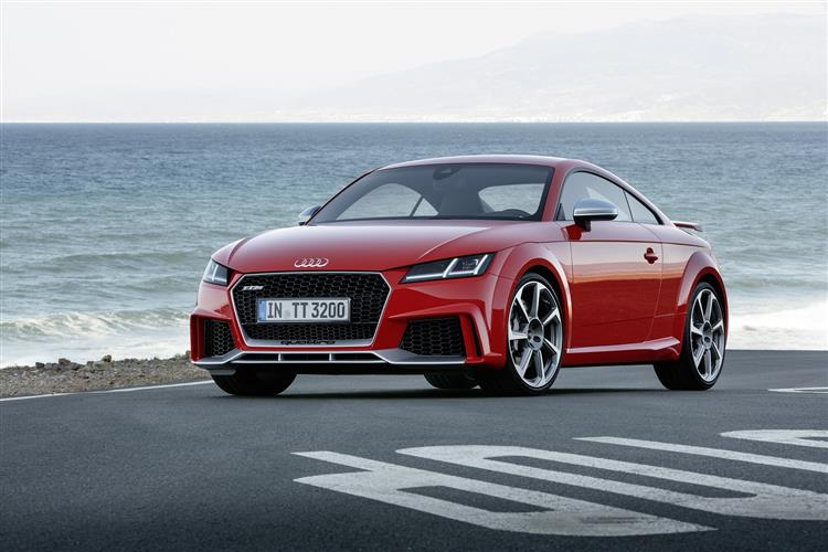 Audi TT 40 TFSI Black Edition 2dr S Tronic [Tech Pack]