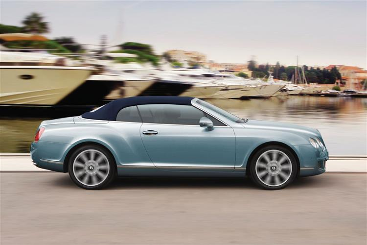 New Bentley Continental GTC (2006-2018) review