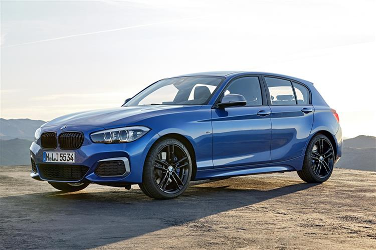 BMW 1 SERIES 120d M Sport 5dr Step Auto [Tech 1/Plus Pk]
