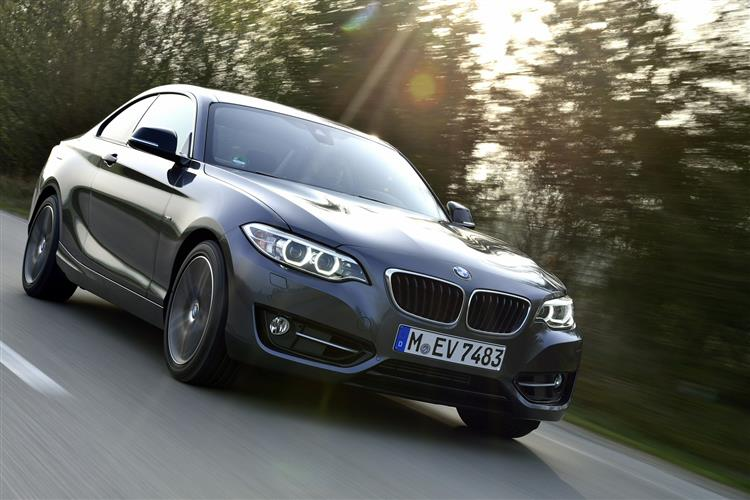 BMW Series Coupe D M Sport Dr Nav Leasing Deals - Bmw 2 series coupe lease