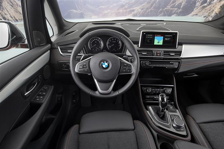 BMW 2 SERIES 220i Luxury 5dr DCT