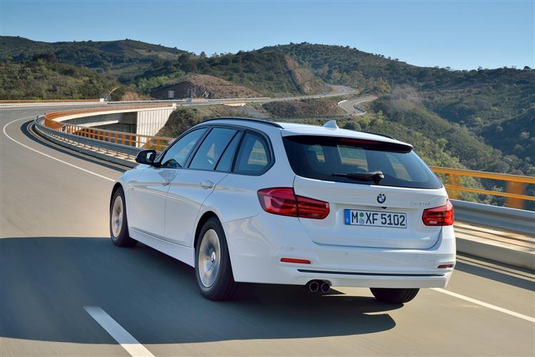 BMW 3 SERIES 320d M Sport 5dr Step Auto