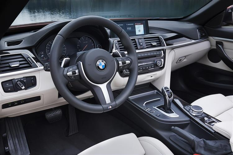 BMW 4 SERIES 420d [190] M Sport 2dr Auto [Professional Media]