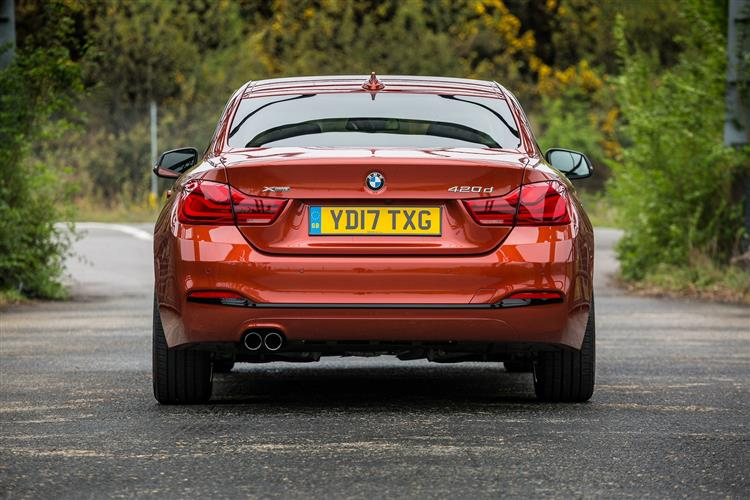 BMW 4 SERIES 420i M Sport 2dr [Professional Media]