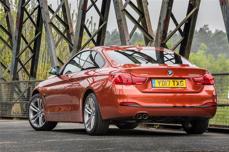 BMW 4 SERIES 420i M Sport 2dr Auto [Professional Media]