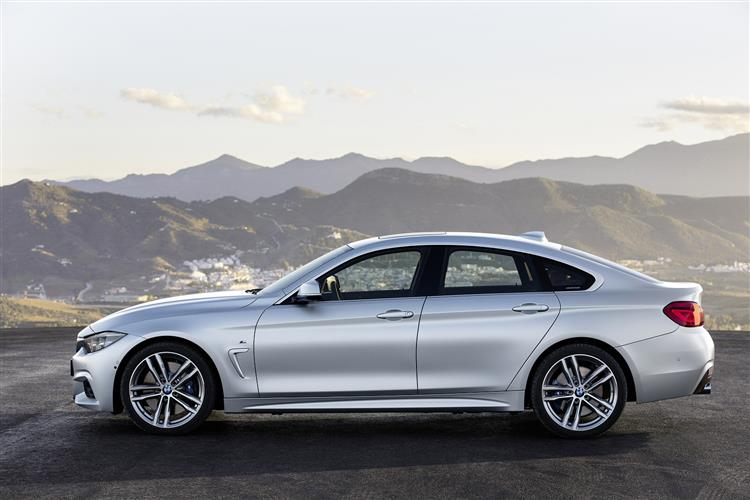 BMW 4 SERIES 420d [190] M Sport 5dr [Professional Media]