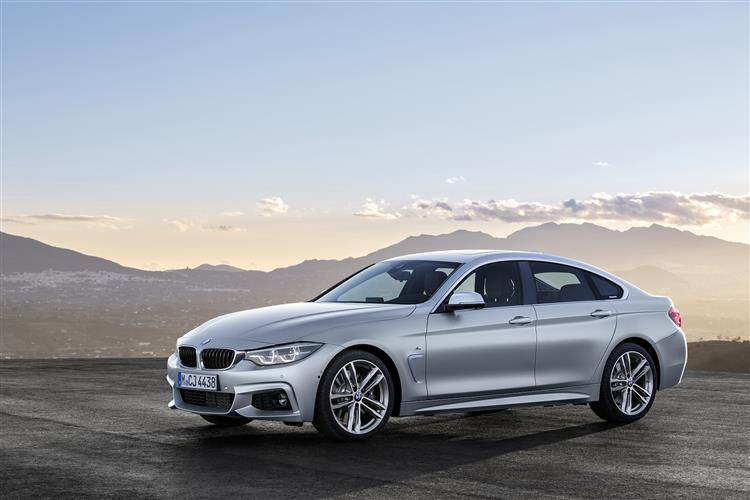 BMW 4 SERIES 420i M Sport 5dr [Professional Media]