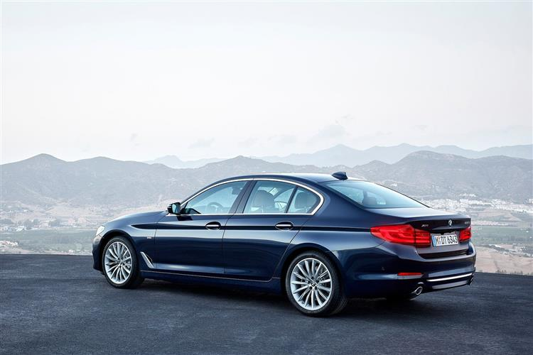 BMW 5 SERIES DIESEL SALOON