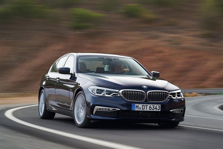 BMW 5 SERIES 520d M Sport 4dr Auto