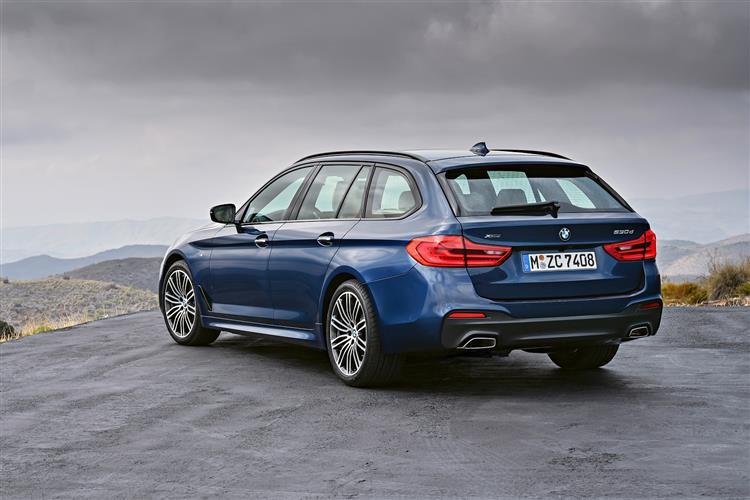 BMW 5 SERIES DIESEL TOURING Car Leasing Deal