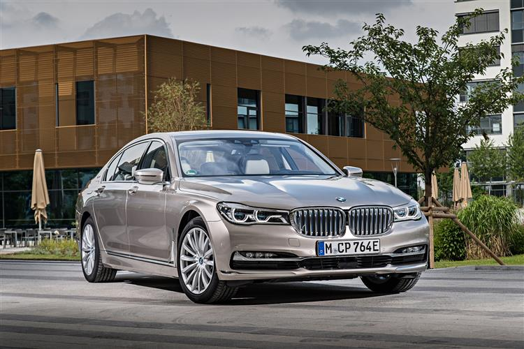 BMW 7 SERIES 725d Exclusive 4dr Auto