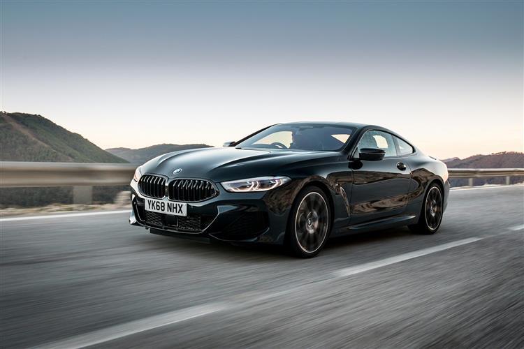 BMW 8 SERIES 840d xDrive 2dr Auto