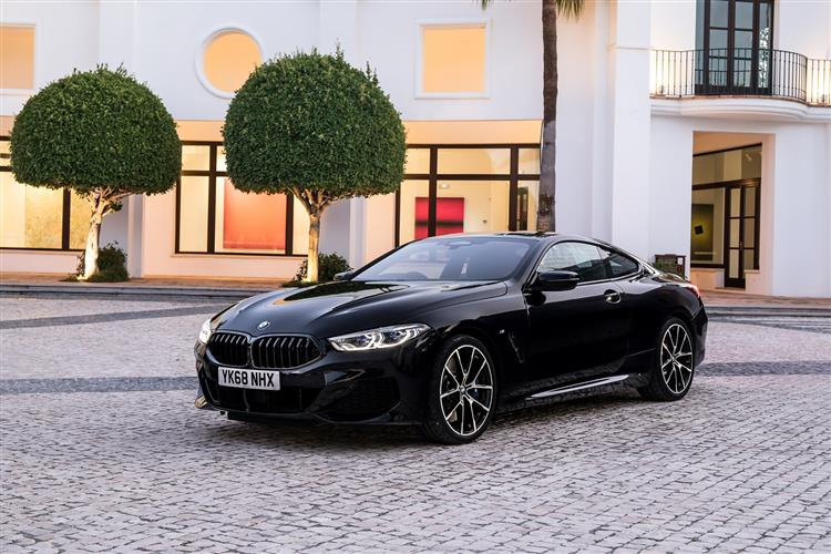 BMW 8 SERIES 840d xDrive 2dr Auto