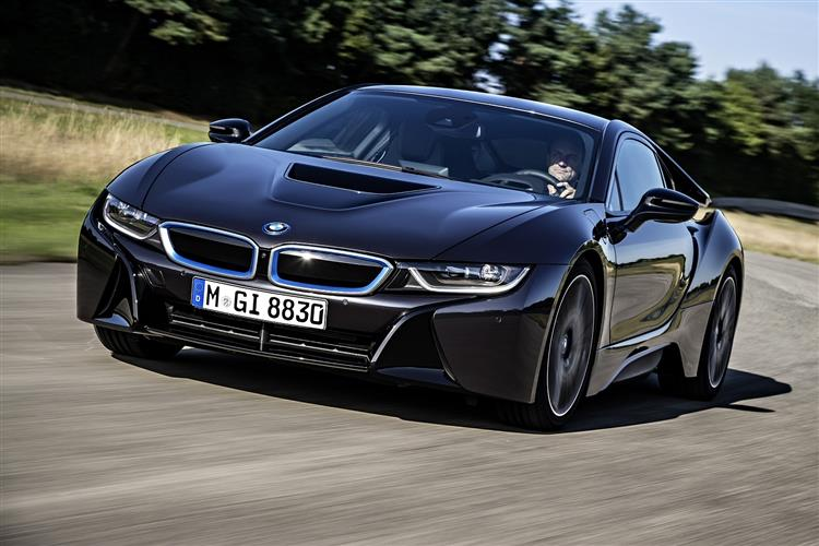Future Shock Bmw I8 Range Independent New Review Ref 1232 10548