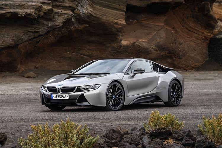 BMW I8 [374] 2dr Auto