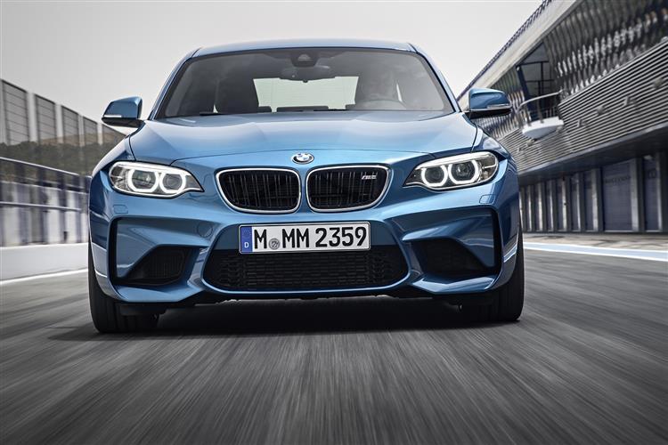 BMW 2 SERIES 220d M Sport 4dr Step Auto [Tech Pack]